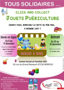 Click and Collect Jouets – Puériculture