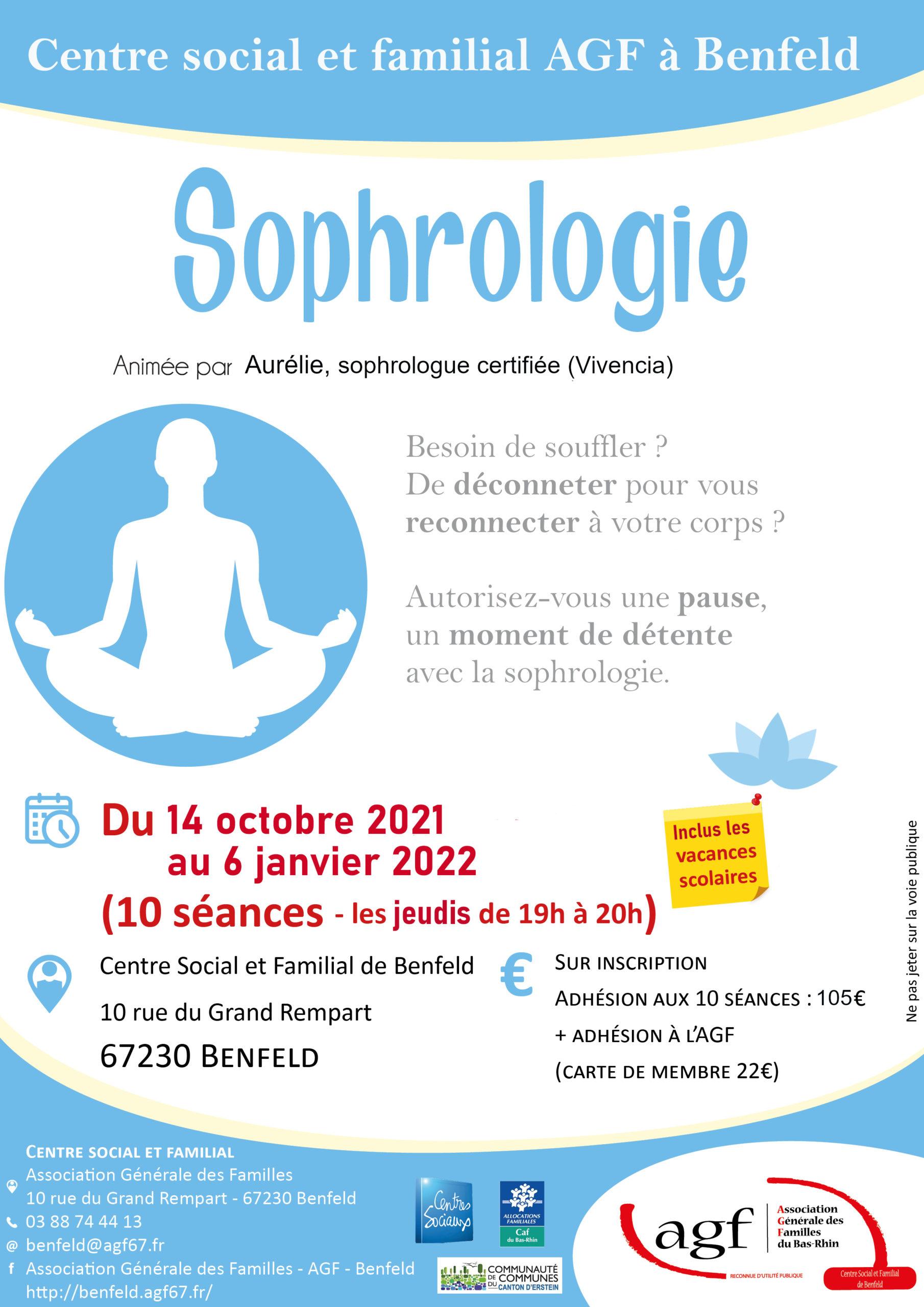 Cycle de sophrologie