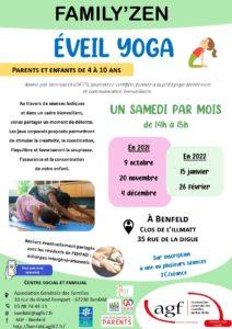 Family'Zen : Eveil yoga